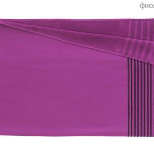 Полотенце-палантин пештемаль Buldan's IBIZA хлопок пурпурный 90х160
