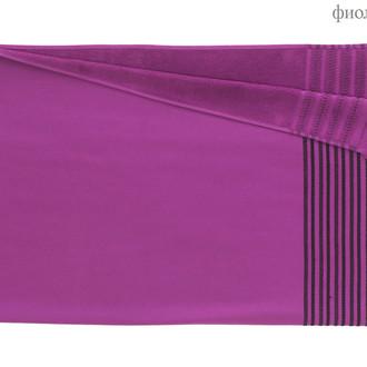 Полотенце-палантин (пештемаль) Buldan's IBIZA хлопок (пурпурный)
