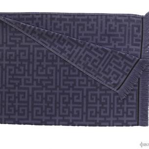 Полотенце-палантин пештемаль Buldan's MAIA хлопок фиолетовый 90х170
