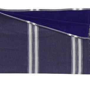 Полотенце-палантин пештемаль Buldan's MARE хлопок синий 90х170
