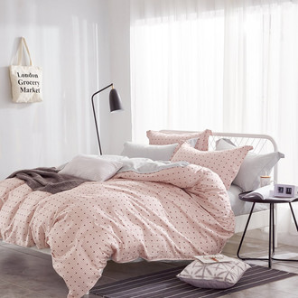Комплект постельного белья Tango TPIG-391 хлопковый сатин
