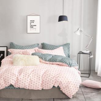 Комплект постельного белья Tango TPIG-389 хлопковый сатин