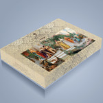 Постельное белье Cristelle VENICE 28 сатин-жаккард евро, фото, фотография