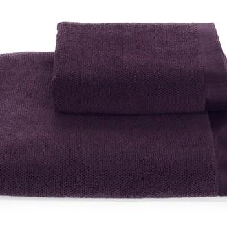 Полотенце для ванной Soft Cotton LORD хлопковая махра (фиолетовый)