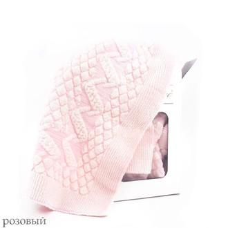 Плед детский для новорожденных Gelin Home YUMOS BEBE (розовый)