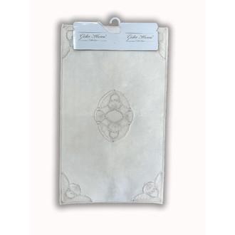 Набор ковриков Gelin Home HANZADE хлопковая махра (кремовый)