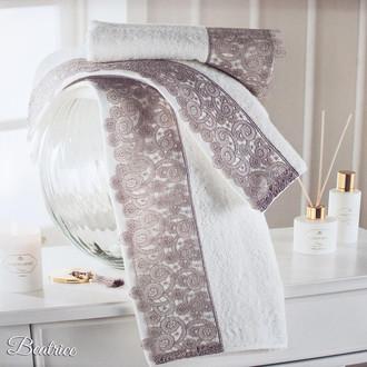Подарочный набор полотенец для ванной 3 пр. Tivolyo Home BEATRICE хлопковая махра