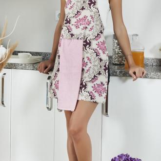 Фартук с полотенем Karna DELFIN (розовый)