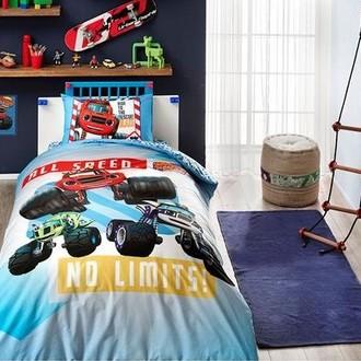 Комплект детского постельного белья TAC BLAZE хлопковый ранфорс