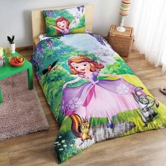 Комплект детского постельного белья TAC SOFIA THE FOREST хлопковый ранфорс