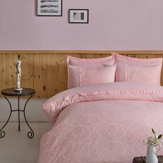 Комплект постельного белья Cotton Box LARISSA сатин-жаккард (пудра)