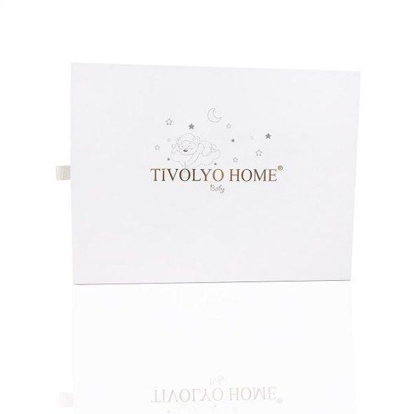 Детское постельное белье в кроватку с пледом-пике Tivolyo Home PIRATES хлопковый сатин делюкс, фото, фотография