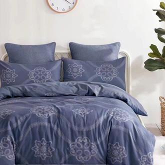 Комплект постельного белья Tango NATURE 22 хлопковый сатин-жаккард