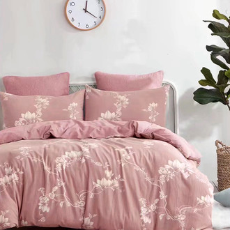 Комплект постельного белья Tango NATURE 12 хлопковый сатин-жаккард
