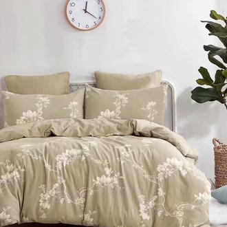 Комплект постельного белья Tango NATURE 09 хлопковый сатин-жаккард