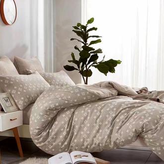 Комплект постельного белья Tango NATURE 08 хлопковый сатин-жаккард