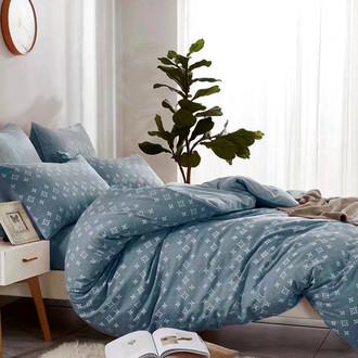 Комплект постельного белья Tango NATURE 07 хлопковый сатин-жаккард