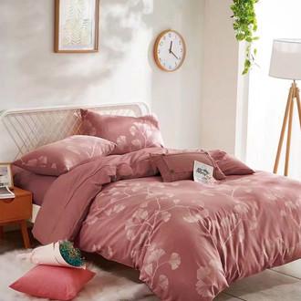 Комплект постельного белья Tango NATURE 03 хлопковый сатин-жаккард