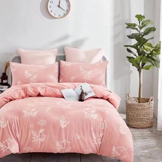 Комплект постельного белья Tango NATURE 17 хлопковый сатин-жаккард