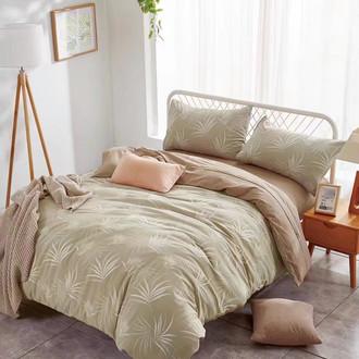 Комплект постельного белья Tango NATURE 18 хлопковый сатин-жаккард