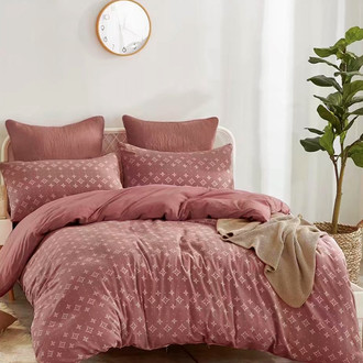Комплект постельного белья Tango NATURE 20 хлопковый сатин-жаккард