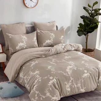 Комплект постельного белья Tango NATURE 21 хлопковый сатин-жаккард