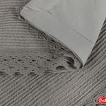 Покрывало Hobby Home Collection NATURAL хлопок серый 180х230, фото, фотография
