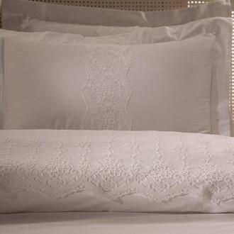 Комплект постельного белья Tivolyo Home CAMEO хлопковый сатин (розовый)