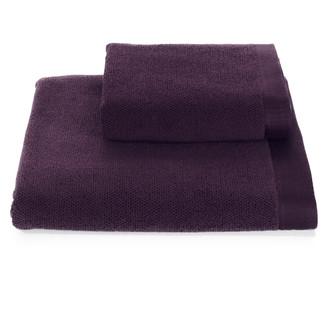 Набор полотенец для ванной 2 пр. Soft Cotton LORD хлопковая махра (сиреневый)