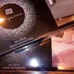 Постельное белье TAC LUX DIANA хлопковый сатин-жаккард делюкс сиреневый евро, фото, фотография