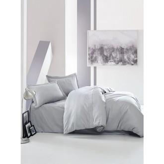 Комплект постельного белья Cotton Box ELEGANT хлопковый сатин делюкс (серый)