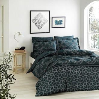 Комплект постельного белья TAC PREMIUM DIGITAL LOTUS хлопковый сатин deluxe