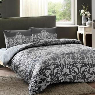 Комплект постельного белья TAC INOVA ION THERAPY FARRAH сатин deluxe (серый)
