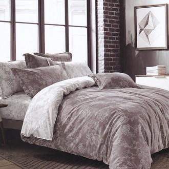 Комплект постельного белья Karna DELUX PLASEN хлопковый сатин