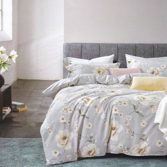 Комплект постельного белья Karna DELUX NOREN хлопковый сатин