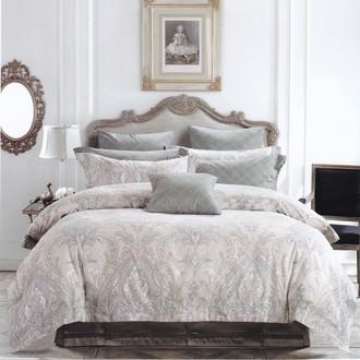 Комплект постельного белья Karna DELUX HOLDEN хлопковый сатин
