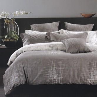 Комплект постельного белья Karna DELUX LORD хлопковый сатин