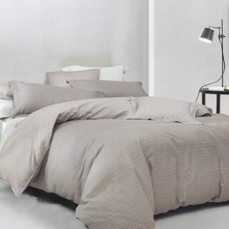 Комплект постельного белья Karna DELUX ZEBRAN хлопковый сатин