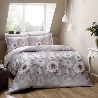 Комплект постельного белья TAC PREMIUM DIGITAL GIANA хлопковый сатин deluxe (лиловый)
