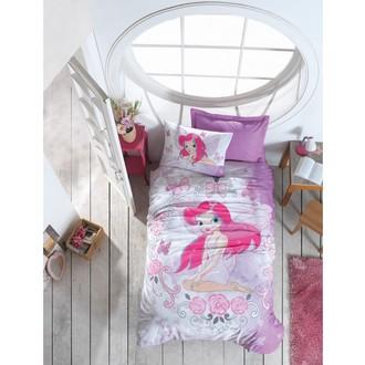 Комплект детского постельного белья Cotton Box GIRLS & BOYS FAIRY хлопковый ранфорс (лиловый)