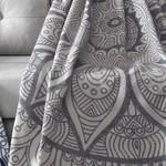 Плед-покрывало Karna DAMLA хлопок/акрил 220х240, фото, фотография