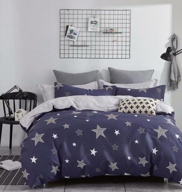 Постельное белье Tango TPIG-531 хлопковый сатин 2-х спальный (нав. 50*70), фото, фотография