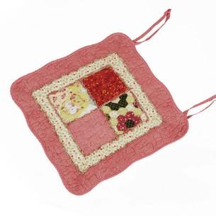 Подушка-сидушка для стула Tango 18011-13 хлопковая бязь 45х45