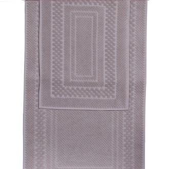 Набор ковриков для ванной 2 пр. Hobby Home Collection CHEQUERS хлопковая махра (песочный)