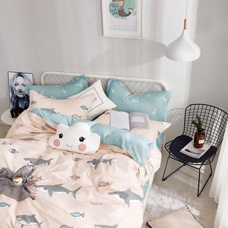Комплект постельного белья Tango TWILL 508 хлопковый сатин