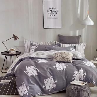 Комплект постельного белья Tango TWILL 556 хлопковый сатин