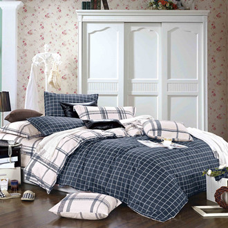 Комплект постельного белья Tango TWILL 575 хлопковый сатин