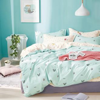 Комплект постельного белья Tango TWILL 590 хлопковый сатин