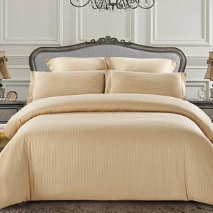 Постельное белье Tango STRIPE хлопковый сатин-жаккард V7 1,5 спальный