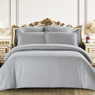 Постельное белье Tango STRIPE хлопковый сатин-жаккард V3 1,5 спальный